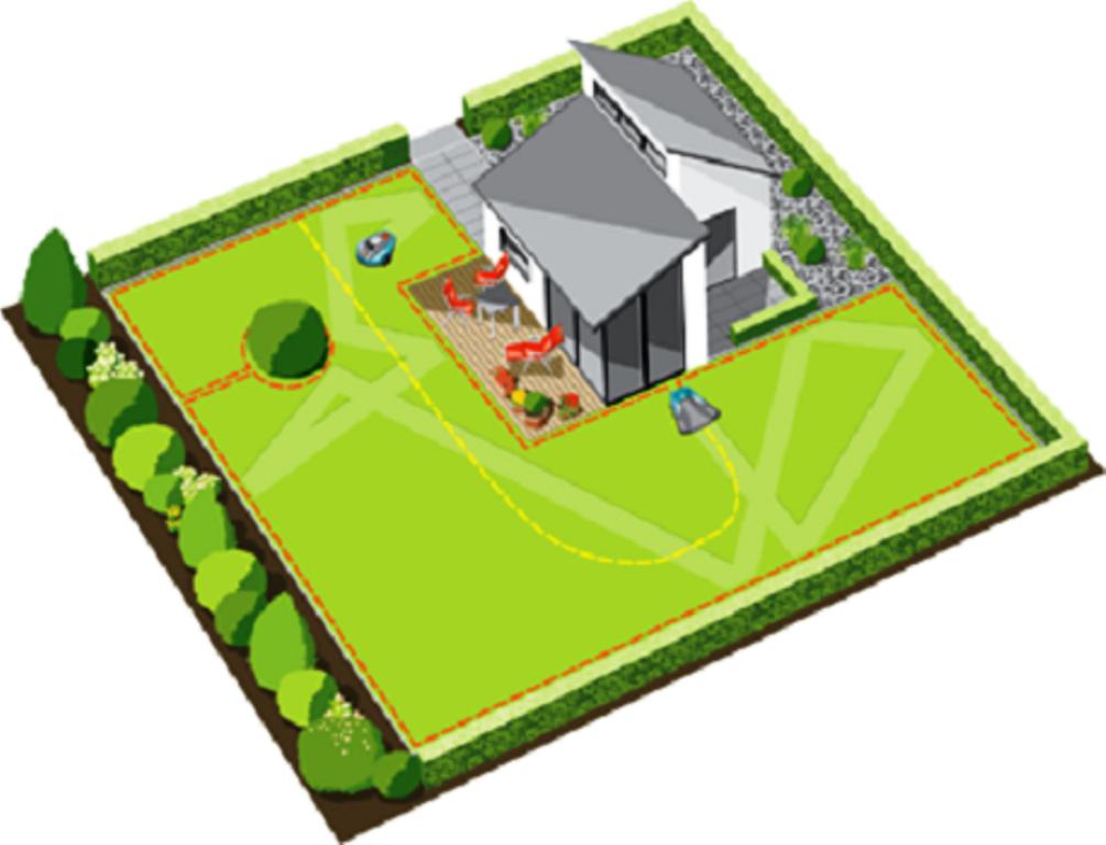 Logiciel paysagiste gratuit en ligne simple lands design for Simulation jardin en ligne