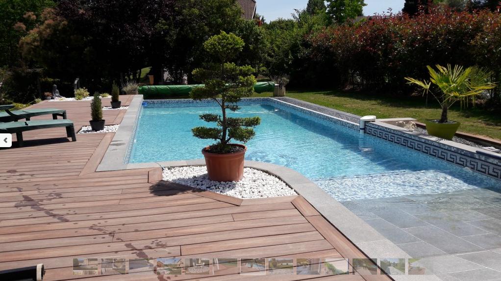 L'été approche, il est temps de penser à vos tour de piscine !